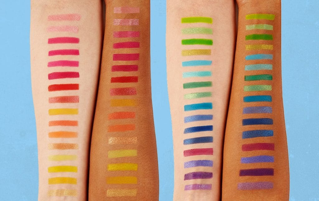 406a7fdd79d BH Cosmetics Take Me Back To Brazil – 35 Color Pressed Pigment ...